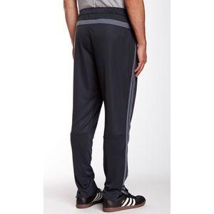 86b7d3c35a4 adidas Pants - Gray Adidas Men's Tiro Sereno Track Pants- Large